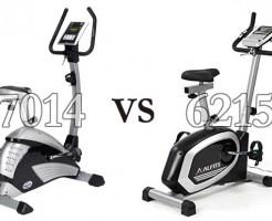 アルインコエアロバイク比較 AFB7014 vs AFB6215