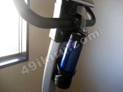 プログラムバイク7014 ボトル装着時
