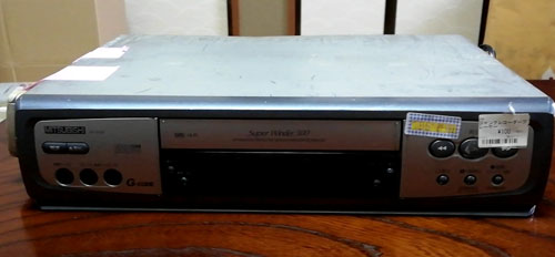 三菱VHFビデオデッキHV-G200