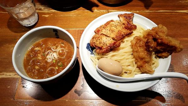 麺屋武蔵二天 濃厚二天つけ麺