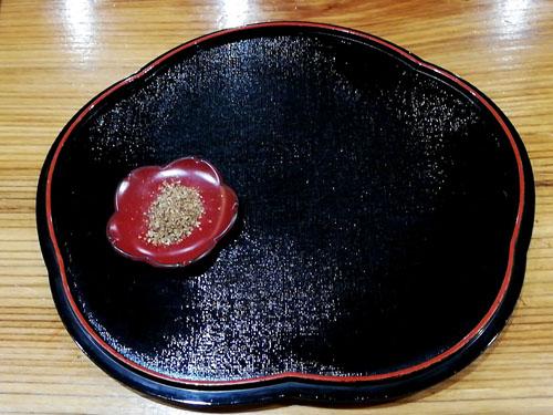 豆でっぽう(我孫子)担々麺の山椒